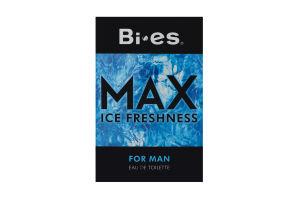 Туалетная вода мужская Max Ice Freshness Bi-es 100мл