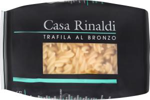 Вироби макаронні Fusilli Bronzo Casa Rinaldi м/у 500г