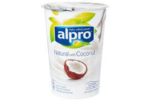 Продукт соевый ферментированный с кокосом Alpro ст 500г