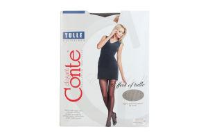 Колготки женские Conte Elegant Tulle nero р.3