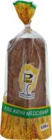 Хліб Житній медовий Рома м/у 0.53кг