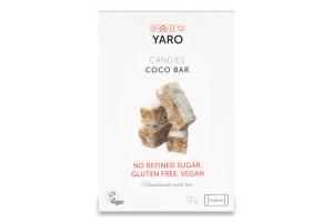 Цукерки Coco Bar Yaro к/у 72г