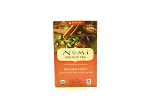 Чай Numi чорний Золотий чай 18*2,6г х12