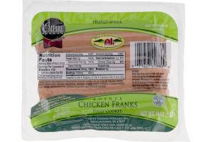 Empire Kosher Chicken Franks - 8 CT