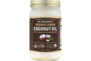Dr. Bronner's Organic Virgin Coconut Oil