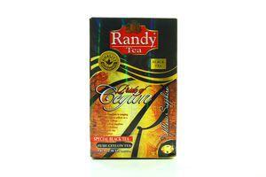 Чай Randy Yellow Sapphire чорний 20*2г 40г
