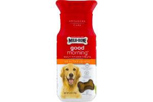 Milk Bone Good Morning Daily Vitamin Treats Healthy Joints