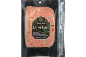 Boar's Head Olive Loaf Slices