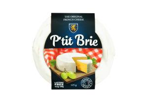 Сир 29% P'tit Brie Milleret к/у 125г