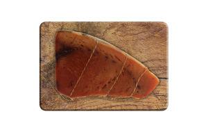 Рыба-меч филе кусок холодного копчения