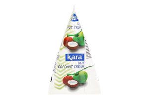 Сливки 24% кокосовые ультрапастеризованные Kara т/п 65г