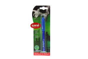 Ручка гелева UNI Fantom блістер 0,7мм