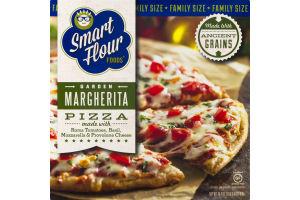 Smart Flour Foods Garden Margherita Pizza Gluten Free Family Size