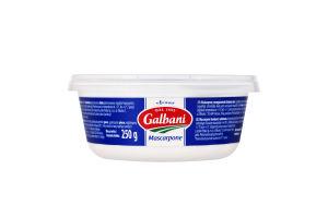 Сир 80% свіжий Mascarpone Galbani ст 250г