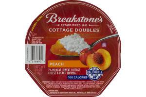 Breakstone's Cottage Doubles Peach