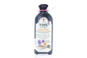 Шампунь для волос на каждый день Домашний Рецепты бабушки Агафьи 350мл