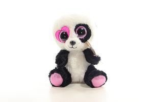 Іграшка м'яка TY Beanie Boo's Панда Mandy 15см