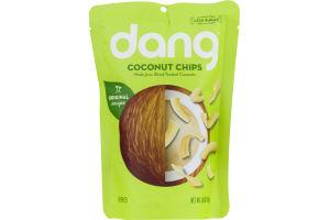 Dang Coconut Chips Original