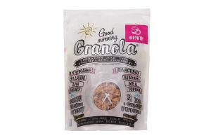 Гранола с сухофруктами Good Morning Granola м/у 330г