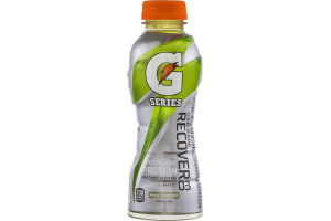 Gatorade G Series Recover 03 Post Game Recovery Beverage Kiwi Strawberry