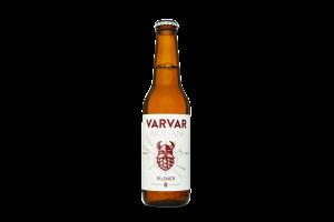 Пиво Varvar Artisan Pisner светлое нефильтрованное
