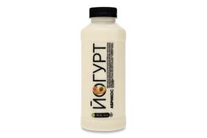 Йогурт 3.6% Абрикос Lemberg Cheese п/бут 0.5л