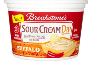 Breakstone's Buffalo Sour Cream Dip