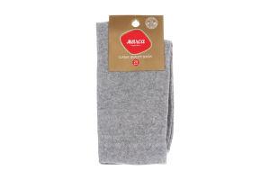 Шкарпетки чоловічі Marca №M103L 25 сірий