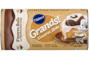 Pillsbury Grands! S'mores Rolls - 5 CT