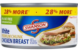 Swanson Chicken Breast Premium Chunk White