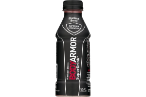 BODYARMOR SuperDrink Blackout Berry