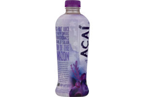 Sambazon Organic Acai Superfood Juice 100% Acai Berry