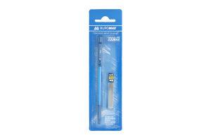 Н-р олівець механічний та змінні стрижні в картон блістері (0,5мм) 1шт /Бюромакс/