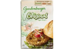 Garden Burger Original Veggie Burgers - 4 CT