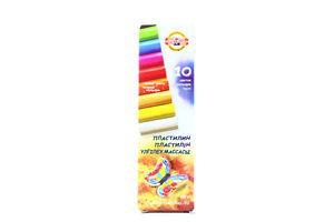 Пластилін Koh-i-noor 10 кольорів