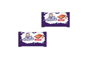 Конфеты с арахисом Milla мини плитка ChocoBoom кг