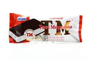 Мороженное Пломбир с печеньем Лимо 100г