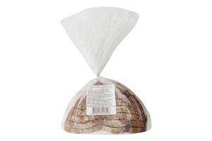 Хліб половинка в нарізці Мисливський Запорізький хлібозавод №5 м/у 300г