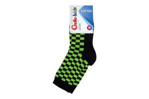 Шкарпетки дит. SOF-TIKI 7С-46СП, р.16, 226 салатовий 1 шт