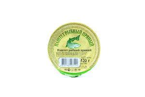 Паштет рыбный пряный Санта Бремор 120г