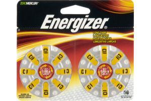 Energizer EZ Turn & Lock AZ10DP-16 Batteries