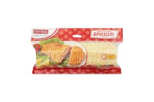 Коржи вафельные Бризоли Лекорна Lekorna м/у 50г
