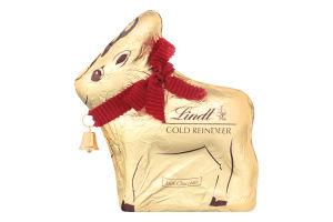 Шоколад молочный Gold Reindeer Lindt м/у 100г