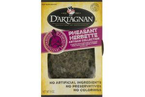 D'Artagnan Pheasant Herbette