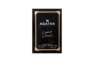 Agatha L'amour a Paris жін.п/вода 50мл
