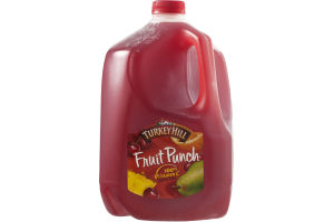 Turkey Hill Fruit Punch with 100% Vitamin C