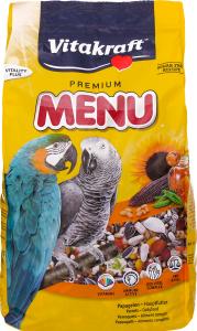 Корм для папугаев Vitakraft Ара-меню