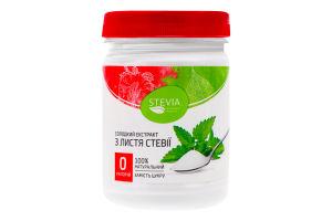 Добавка диетическая Сладкий экстракт из листьев стевии Stevia п/б 150г