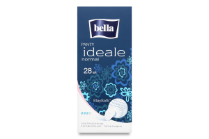Прокладки Bella Panty Ideale Normal щоденні 28шт.