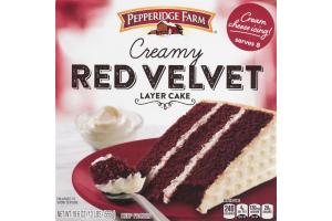Pepperidge Farm Layer Cake Creamy Red Velvet